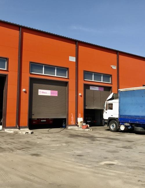 Евро-трак грузовой автосервис